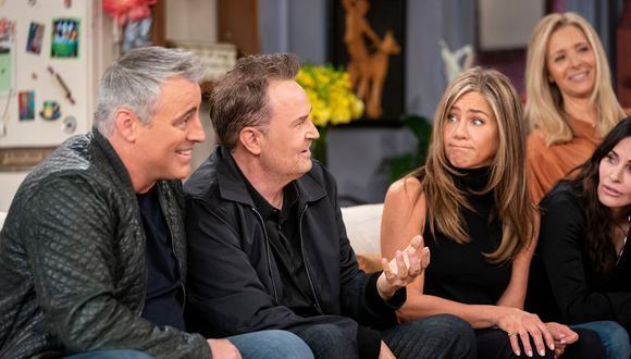 La nueva temporada de Friends fue estrenada por HBO Max