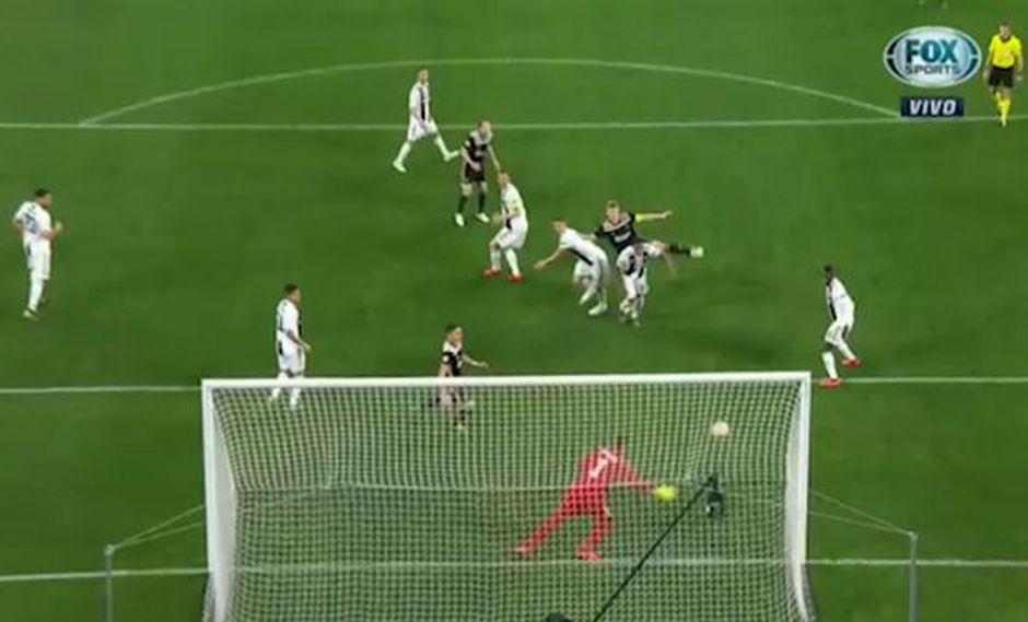 Juventus vs. Ajax EN VIVO: De Ligt anotó golazo de cabeza para el 2-1 en Turín por Champions League | VIDEO. (Foto: Captura de pantalla)