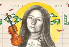 Zitkala-Ša: Google celebra el cumpleaños de la escritora, compositora y activista
