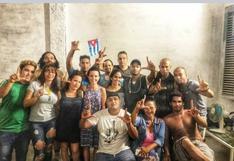 Artistas cubanos atrincherados y en huelga de hambre fueron desalojados por la policía, según activistas