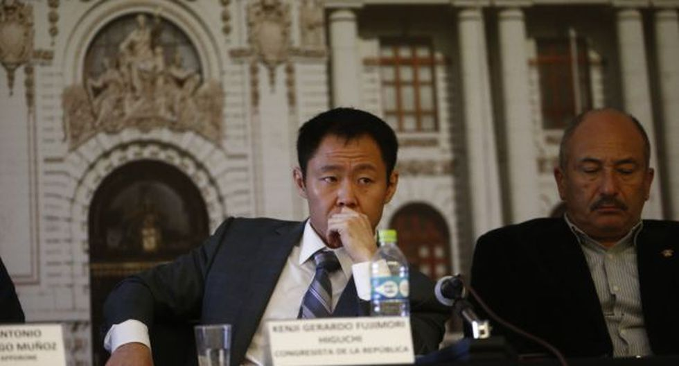 Kenji Fujimori recuerda que pidió a fiscal que lo cite