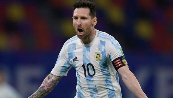 Lionel Messi pudo ganar la Copa América luego de haber perdido tres finales de esa competición. (Foto: AFP)