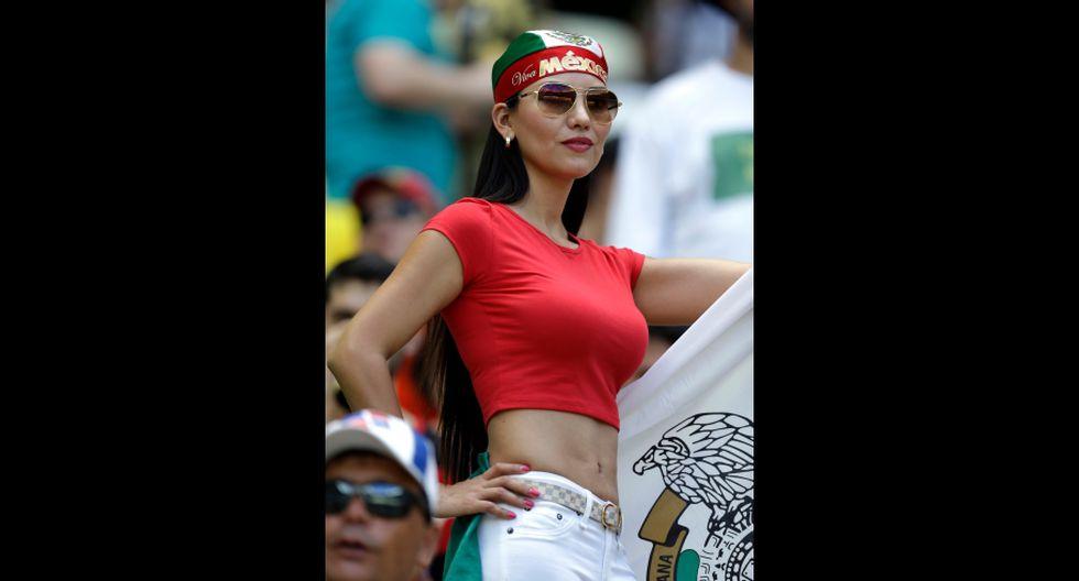 Holanda vs. México: belleza azteca y máscaras en el Castelao - 10