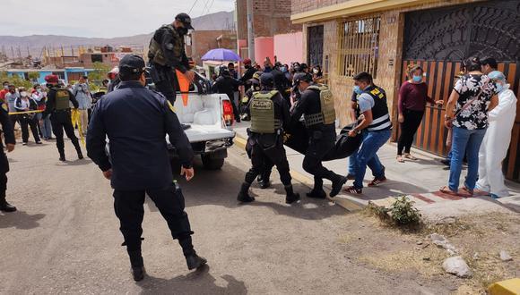 Los menores serán puestos a disposición de la Fiscalía de Familia de Moquegua. (Foto: Diario Correo)