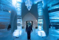 Hotel de Hielo de Quebec: cómo será y cuánto costará una noche | FOTOS Y VIDEOS