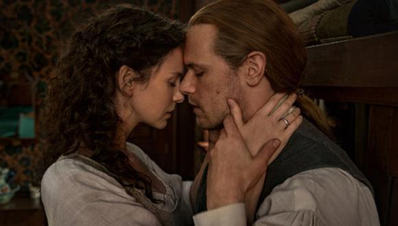 """Claire y Jaime continuarán """"luchando por proteger a los suyos por encima de todo"""" (Foto: Outlander/ Starz)"""