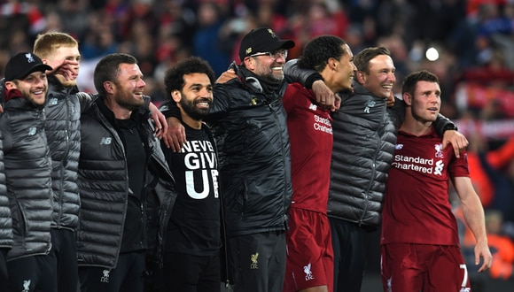 """""""Klopp es el Muhammad Alí del fútbol"""", afirmó director deportivo del Borussia Dortmund"""
