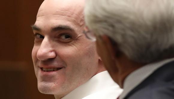 Michael Gargiulo fue encontrado culpable de dos asesinatos. (Foto: AFP)