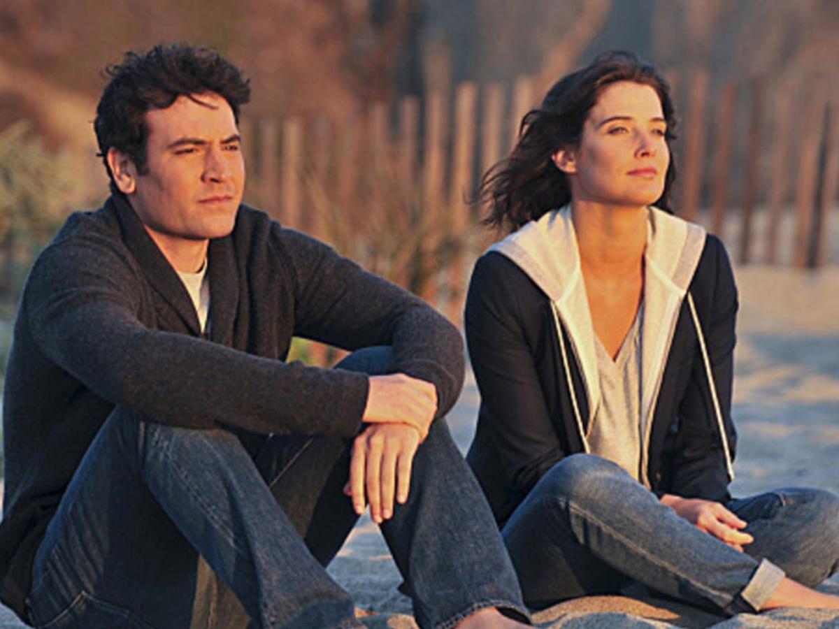 How I Met Your Mother: 10 detalles de la relación de Ted y Robin que no  serían aceptados hoy | FAMA | MAG.