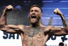 Conor McGregor anunció que peleará ante Manny Pacquiao en el Medio Oriente