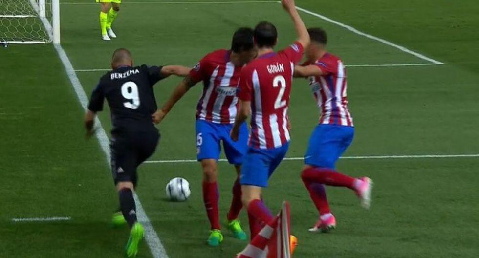 CUADROxCUADRO de la jugada antológica de Benzema y gol de Isco - 14