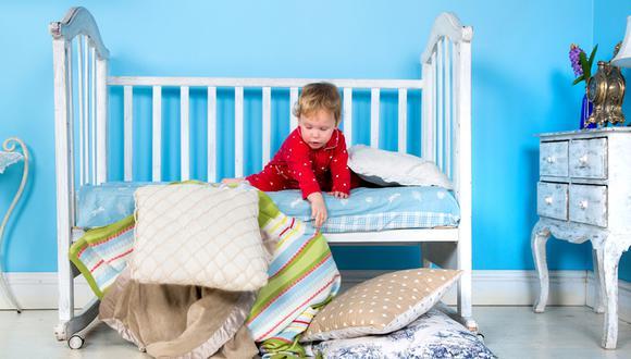 Niños grandes: Ayuda a tu hijo en la transición de cuna a cama