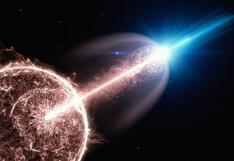 Científicos detectan una explosión cósmica excepcional que desafía la teoría física actual