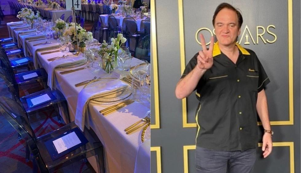 Personalidades del cine se reunieron en un almuerzo previo a los Premios Oscar. (Foto: @TheAcademy)