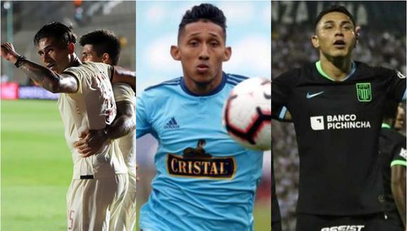 Alianza Lima, Universitario y Cristal harán su estreno la próxima semana en la Liga 1 2020. (Foto: GEC)