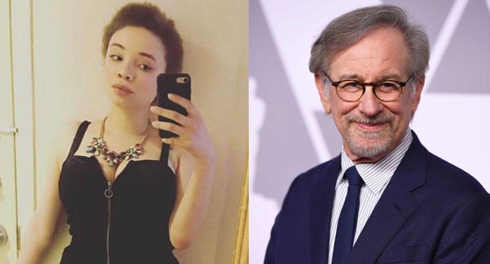 Mikaela Spielberg, la hija del famos Steven Spielberg,  fue arrestada por violencia doméstica. (Foto: Instagram/AFP)