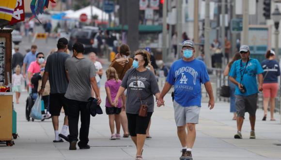 Coronavirus USA | Ultimas noticias | Último minuto: reporte de infectados y muertos en Estados Unidos hoy, sábado 25 de julio del 2020 | Covid-19 | (Foto: REUTERS/Mike Blake).