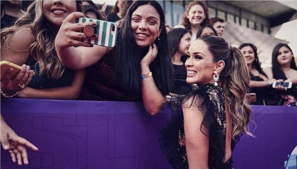 La gala de los Latin American Music Awards 2021 se realizará el 15 de abril. (Foto: @latinamas)
