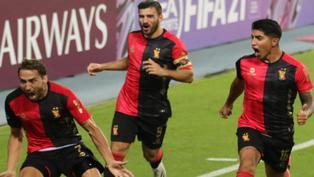 Copa Sudamericana: Melgar y su gran triunfo ante Atlético Paranaense