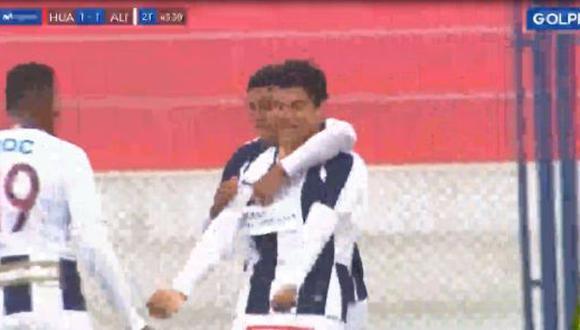 El gol de Beltrán en Alianza Lima vs. Sport Huancayo. (Video: GOLPERU)