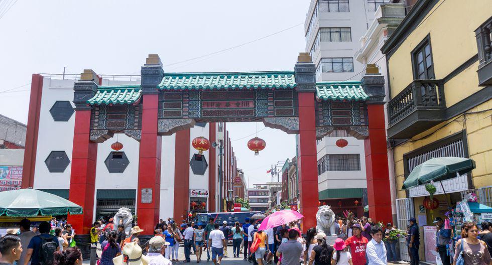 En Perú. Espacio mixto. Alrededor de la calle Capón, entre las cuadras 7 y 8 del jirón Andahuaylas, en el Centro de Lima, se concentran los inmigrantes chinos.(Foto: Shutterstock)