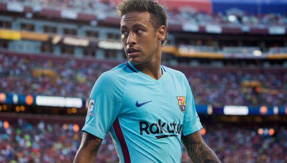 El equipo de Barcelona, encabezado por Josep María Bartomeu, está harto de los rumores y desea que Neymar se pronuncié sobre su posible partida al París-Saint Germain. (Foto: AFP)
