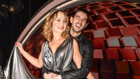 La actriz y su bailarín no sólo fueron muy bueno amigos en Hungría, sino que se especula que habrían iniciado un romance. (Foto: Andrei Mangra / Instagram)