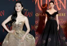Mulán estrenó vía streaming: recordamos los increíbles vestidos de Liu Yifei   FOTOS