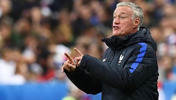 """Didier Deschamps sobre Alemania: """"Es el mejor equipo"""""""