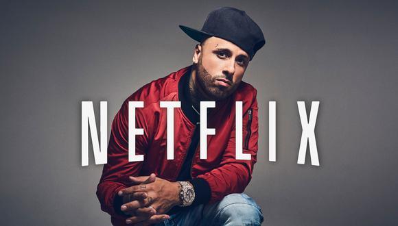 Nicky Jam actuará en su propia serie biográfica para Netflix. (Foto: Difusión)