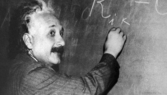 Albert Einstein (Foto: AFP)