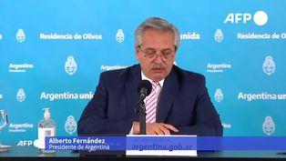 Argentina y México producirán vacuna de AstraZeneca contra COVID-19 para América Latina