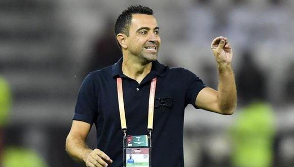 Xavi Hernández podría convertirse en nuevo entrenador del Barcelona en las próximas horas. (Foto: Agencias)