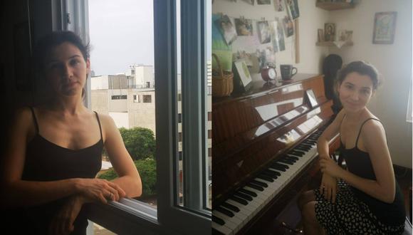 Daria, soprano y música rusa.