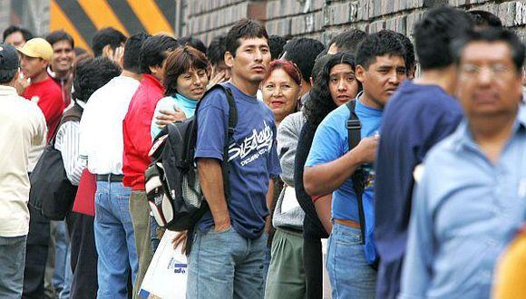 SNI: 11.6 millones de peruanos no accede a derechos laborales - 1