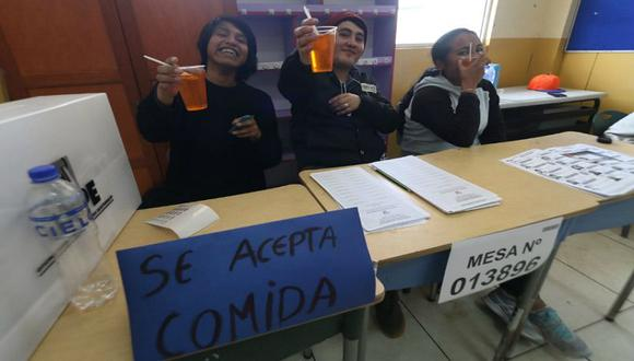 Congreso busca dar marco legal para compensar económicamente a miembros de mesa (Foto: Grupo El Comercio)