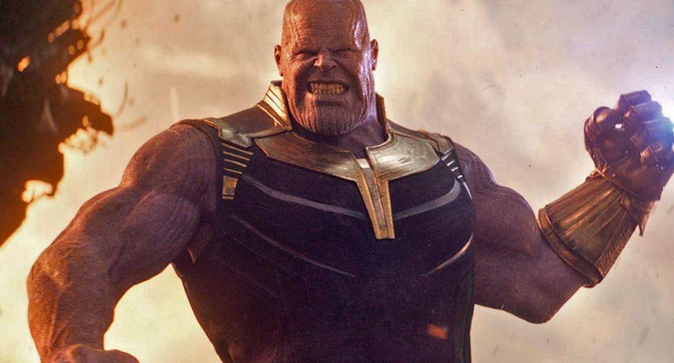 """Organizan conversatorio de Filosofía basado en el """"pensamiento de Thanos"""" en San Marcos. (Foto: Marvel Comics / Marvel Studios)"""