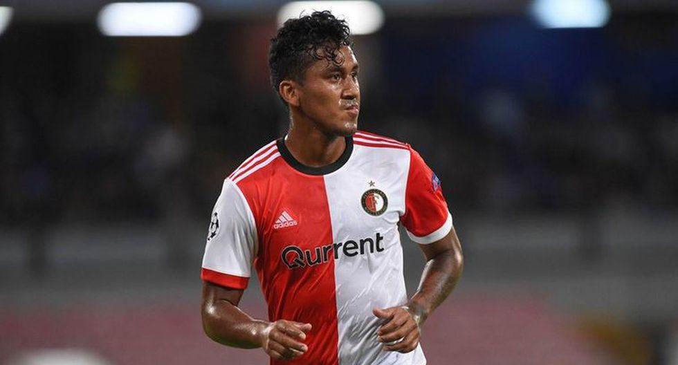 Feyenoord ha iniciado su pretemporada en la ciudad española de Marbella. El primer rival fue el FC Luzern, que terminó perdiendo 2-1. El gol de la victoria lo hizo Renato Tapia. (Foto: AFP)