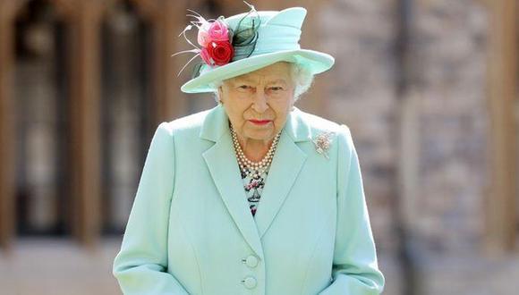 Imagen de archivo de la reina Isabel II del Reino Unido. La monarca se dirigió a los británicos en un discurso por Navidad donde la pandemia de coronavirus fue el eje del mensaje. (Foto: Reuters)