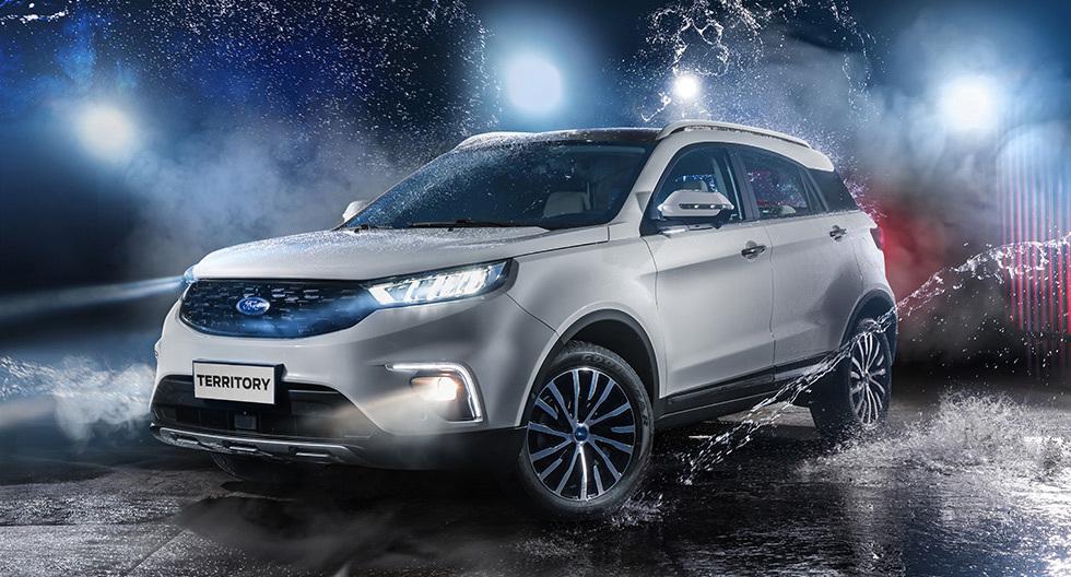 Ford trae al Perú un modelo completamente nuevo y equipado con lo último en tecnología: All New Territory.