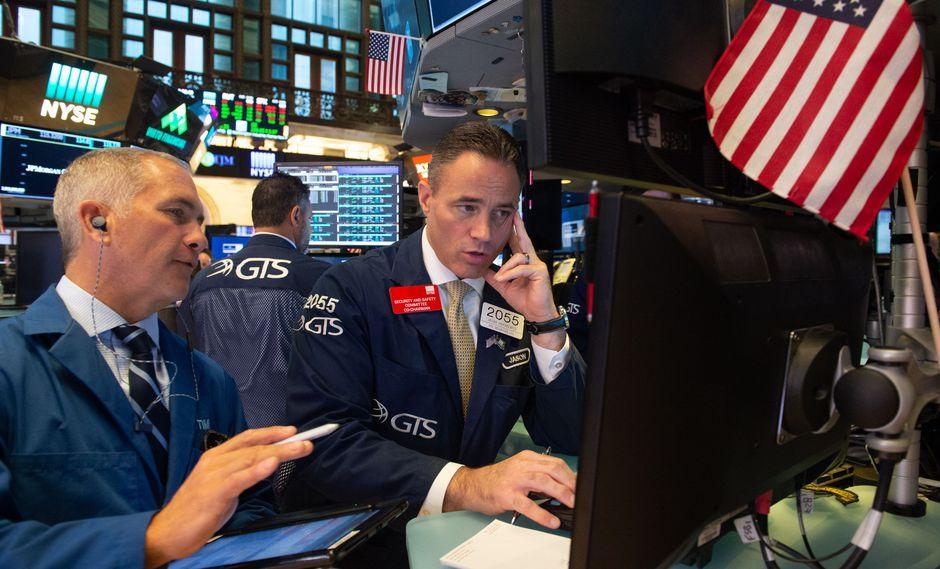 Los inversores están a la espera de nueva información sobre política monetaria por parte de la FED. (Foto: AFP)