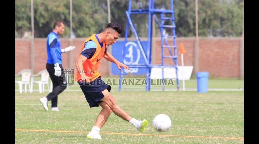Alianza Lima entrenó y se alista para final del Torneo del Inca - 4