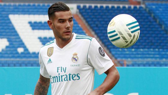 Real Madrid llegaría a un acuerdo con la Real Sociedad por Theo Hernández. (Foto: AFP)