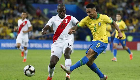 Gabriel Jesus se perderá los partidos frente a Bolivia y la selección peruana. (Foto: AP)