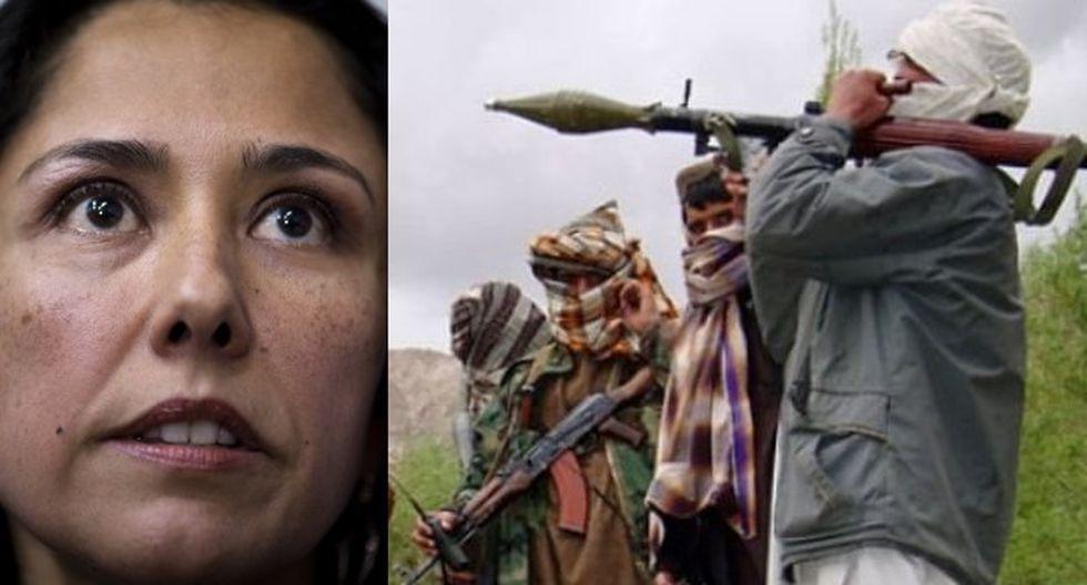 """""""Nadine es una talibán…"""": ¿Quiénes son estos terroristas?"""