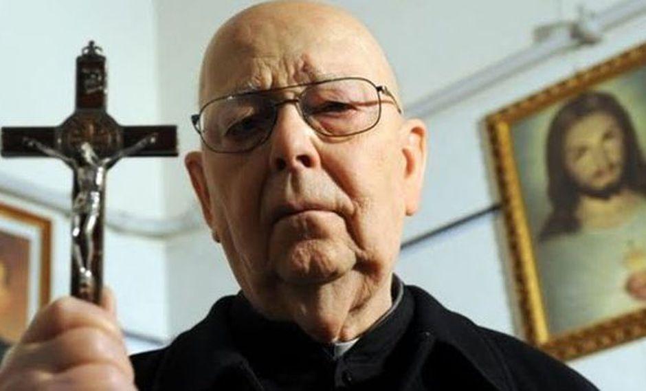 ¿Quién era Gabriele Amorth, el exorcista más famoso del mundo?