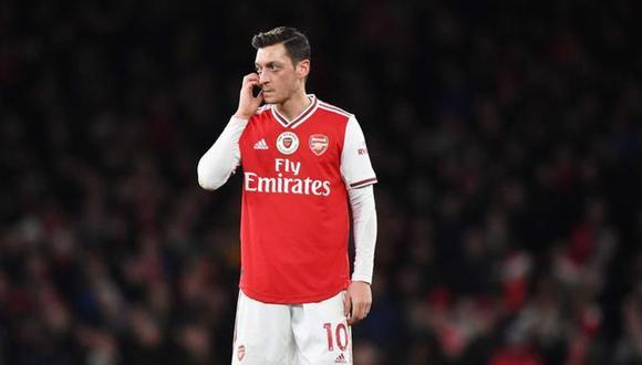 Mesut Özil reveló el motivo por el que prefiere a Cristiano Ronaldo antes que a Lionel Messi. (Foto: EFE)
