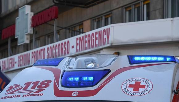 Coronavirus en Italia   Últimas noticias   Último minuto: reporte de infectados y muertos hoy, jueves 18 de febrero del 2021   Covid-19. (Foto: EFE/EPA/LUCA ZENNARO).