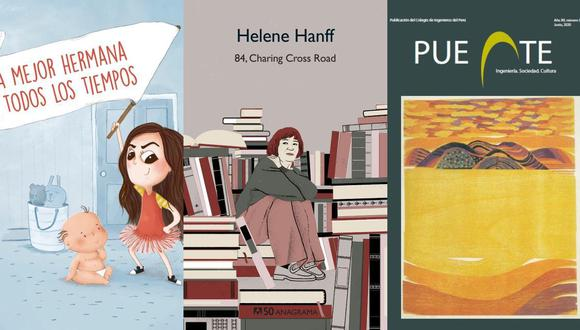 Pisapapeles. Tres libros recomendados para esta semana.