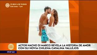 Actor de 'Princesas' cuenta su historia de amor con influencer chilena